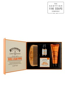 Scottish Fine Soaps Face & Beard Care Kit
