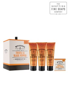 Scottish Fine Soaps Luxurious Gift Set