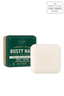 Scottish Fine Soaps Rusty Nail Soap