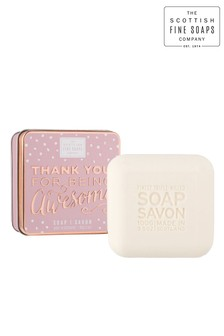 Scottish Fine Soaps 'Thank You For Being Awesome' Soap