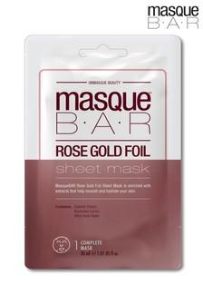 Masque Bar Rose Gold Foil Sheet Mask