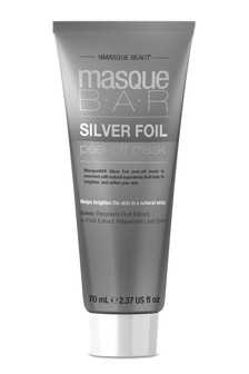 Masque Bar Silver Foil peel-off Mask Tube