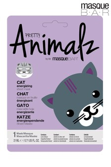 Masque Bar Pretty Animalz Cat Sheet Mask