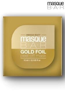 Masque Bar Rose Gold Foil Peel-Off Mask Pod