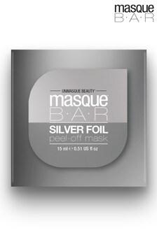 Masque Bar Silver Foil peel-off mask Pod