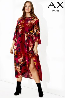 AX Paris Curve Floral Dress