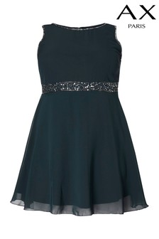 AX Paris Embellished Skater Dress