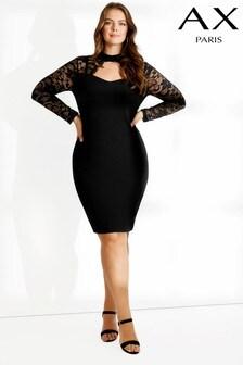 AX Paris Curve Sweetheart Dress