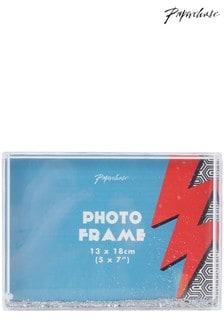 Paperchase Super Future Rebel Glitter Photo Frame 5X7