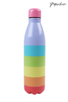 Paperchase Rainbow Water Bottle