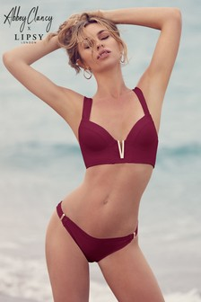 Abbey Clancy x Lipsy V Bar Bikini Bottom
