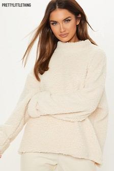 PrettyLittleThing Supersoft High Neck Jumper