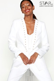 Star By Julien Macdonald Stud Detail Jacket