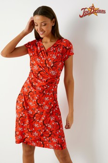 Joe Browns Floral Print Wrap Dress