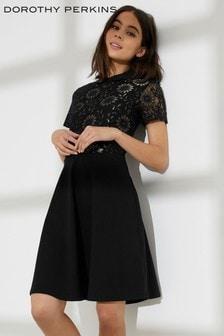 שמלת תחרה של Dorothy Perkins