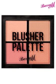 Barry M Cosmetics Blusher Quad