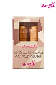 Barry M Cosmetics Chisel Cheeks Contour Cream Sticks