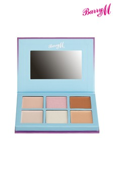 Barry M Cosmetics Cosmic Lights Highlighter Palette