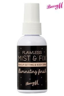 Barry M Cosmetics Makeup Setting Spray Illuminating