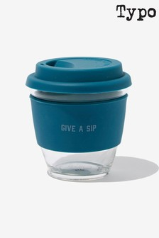 Typo Give A Sip Cup - 8oz