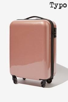 Typo Small Suitcase
