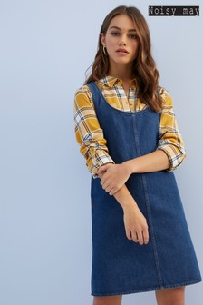 Noisy May Mini Denim Dress