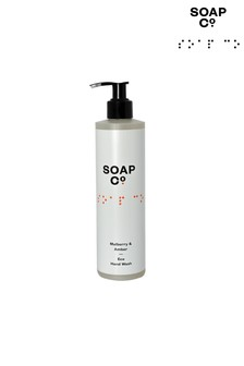 The Soap Co. Mulberry & Amber Eco Hand Wash 300ml