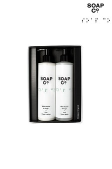 The Soap Co. Wild Nettle & Sage Hand Gift Duo