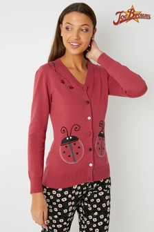 Joe Browns Ladybird Cardigan