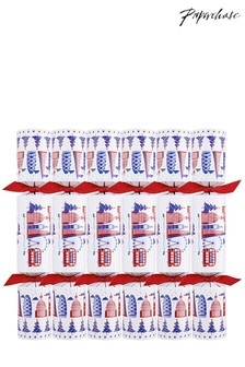 Paperchase 6 London Christmas Crackers