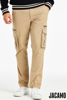 Jacamo Tapered Cargo Trouser