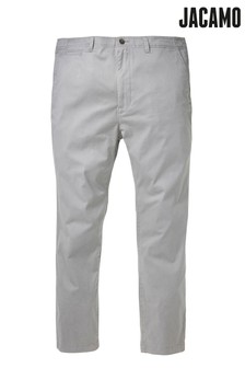 Jacamo Plus Size Capsule Tapered Chinos