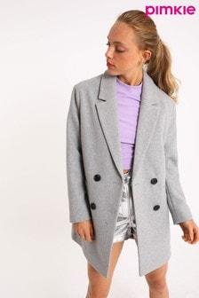 Pimkie Double Button Smart Coat