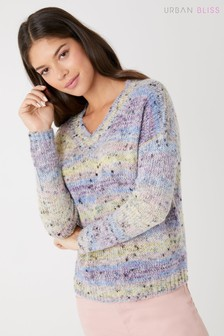 Urban Bliss Striped Jumper