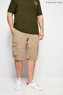 Bad Rhino Belted Cargo Shorts