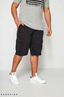 BadRhino Belted Cargo Shorts