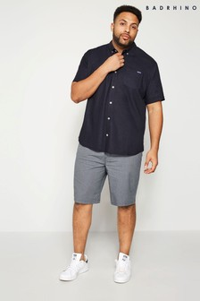 Bad Rhino Textured Woven Shorts