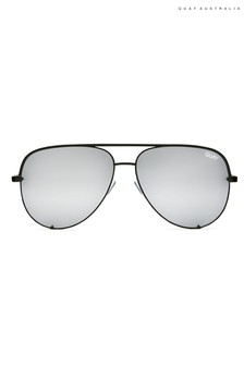 Quay Australia High Key X Desi Aviator Sunglasses