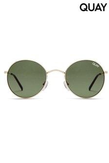 Quay Australia Modstar Round Sunglasses