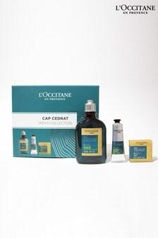 L'Occitane Cap Cedrat Mens Trio (Worth £33)