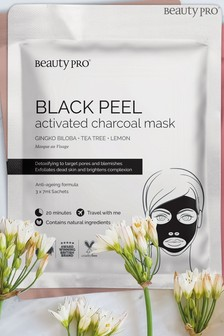 Beauty Pro Black Peel Charcoal Mask
