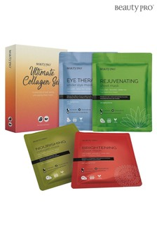 Beauty Pro BeautyPro Collagen Face Mask Set
