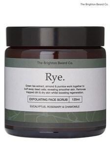 The Brighton Beard Co. Rye Exfoliating Face Scrub 120ml