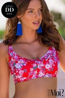 Pour Moi Santa Monica Underwired Cami Bikini Top