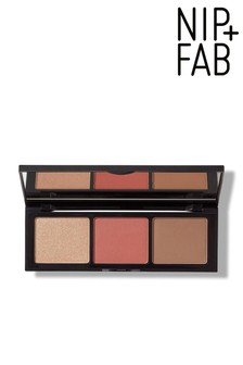 Nip+Fab Make Up Travel Palette Medium/Dark