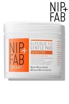 Nip+Fab Glycolic Exfoliating Gentle 60 Pads