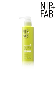 Nip+Fab Teen Skin Blemish Fighting Jelly Face Wash Night 145ml