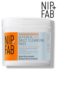 Nip+Fab Glycolic Exfoliating Pads 60 Pads