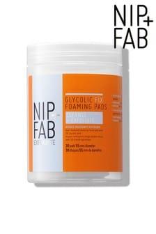 Nip+Fab Glycolic Exfoliating Foaming 30 Pads