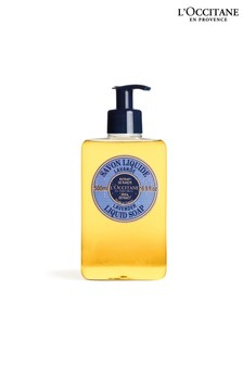 L'Occitane Lavender Shea Butter Liquid Soap